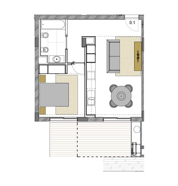 Apartment 0.1