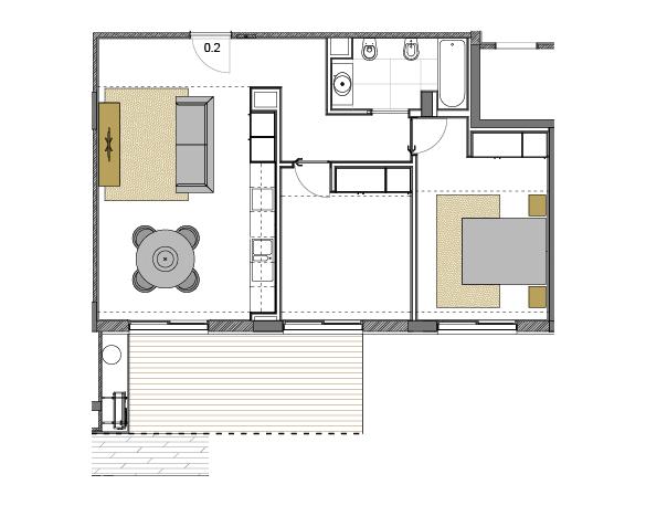 Apartamento 0.2