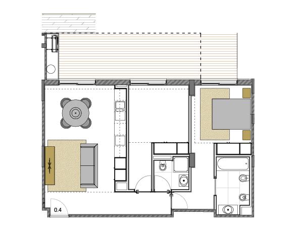 Apartamento 0.4